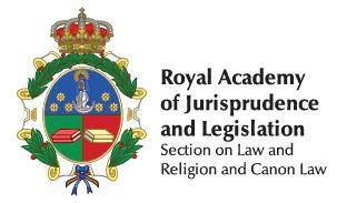 Royal Academy of Jurisprudence and Legislation logo