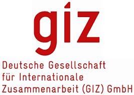 Deutsche Gesellschaft für Internationale Zusammenarbeit (GIZ), GmBH, Germany logo