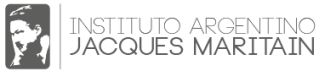 Instituto Argentino Jacques Maritain logo