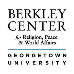 Berkley Center for Religion, Peace & World Affairs, Georgetown University, United States logo